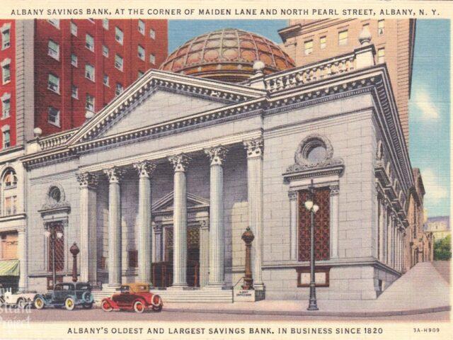 Albany Savings Bank