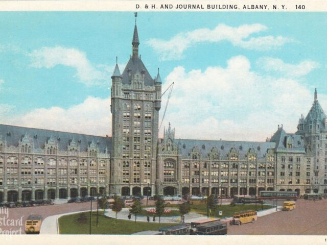D & H and Journal Building