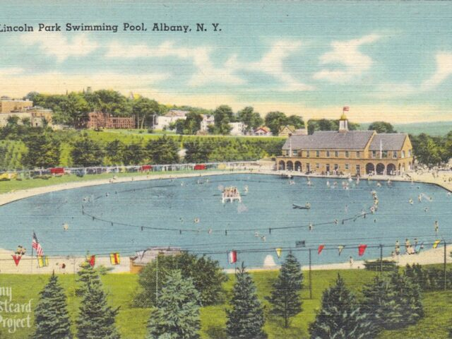 Lincoln Park Swimming Pool