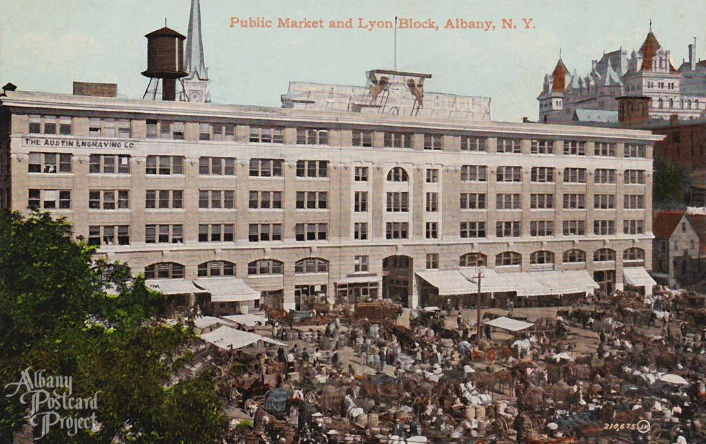 Public Market and Lyon Block