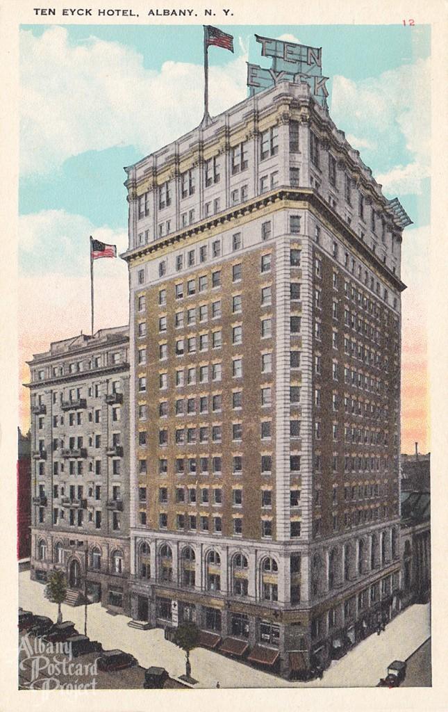 Ten Eyck Hotel