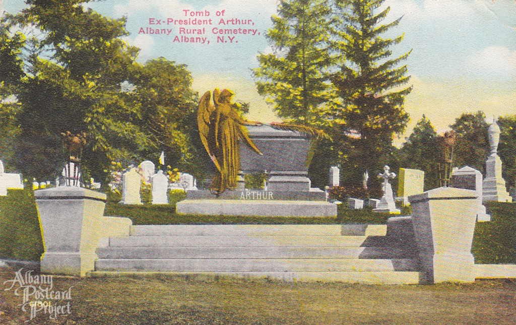 Tomb of Ex-President Arthur, Albany Rural Cemetery