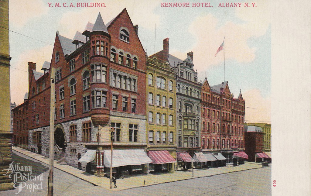 YMCA Building and Kenmore Hotel