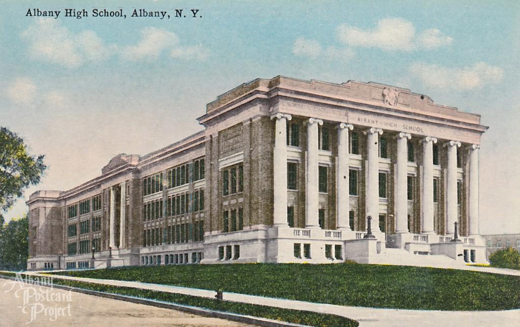 Albany High School 02