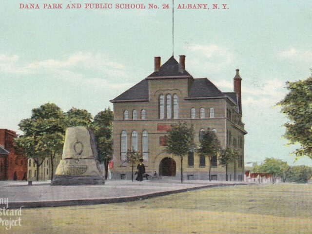 Dana Park and Public School No. 24