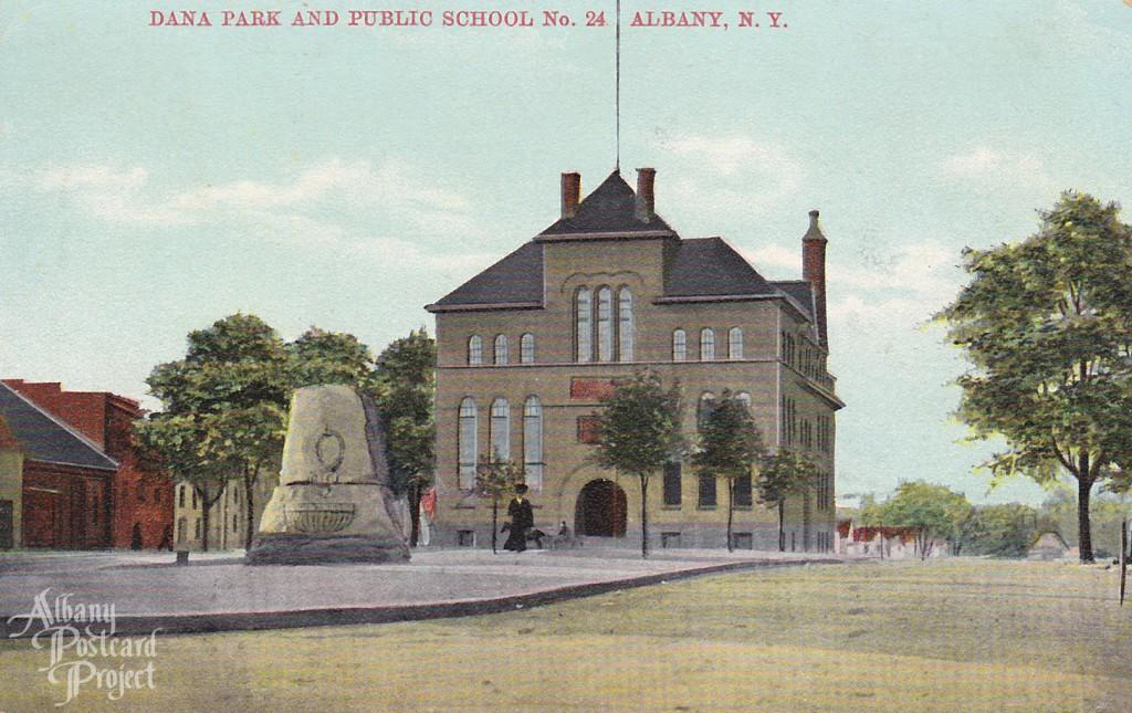 Dana Park and Public School No 24