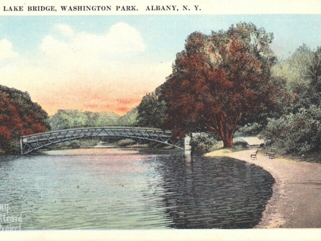 Lake Bridge, Washington Park