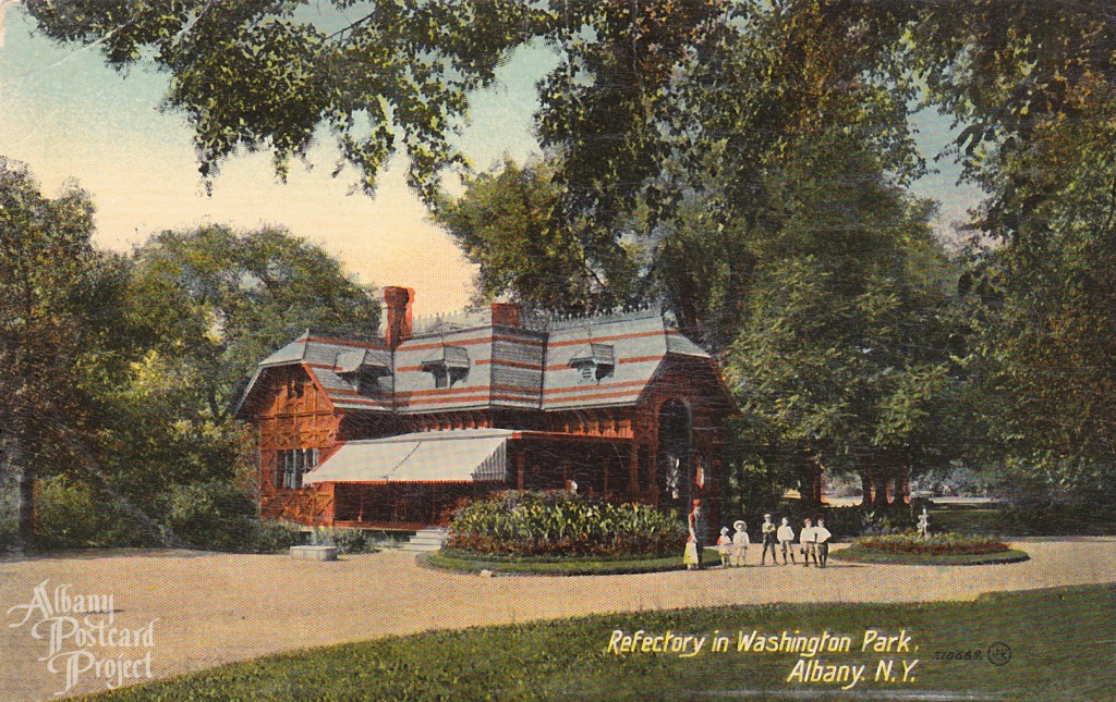 Refectory in Washington Park