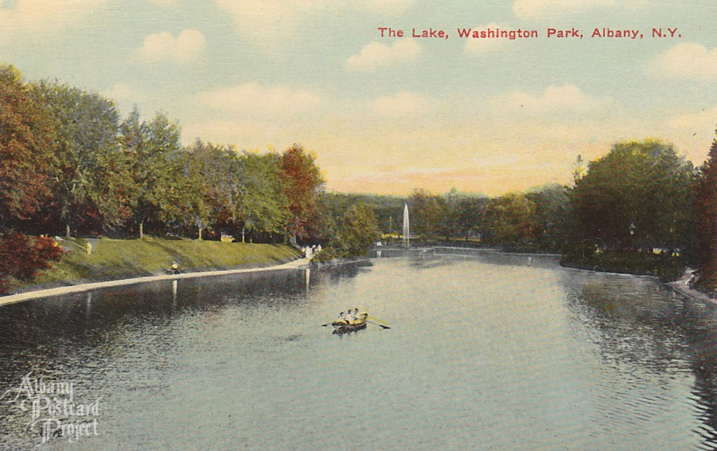 The Lake, Washington Park