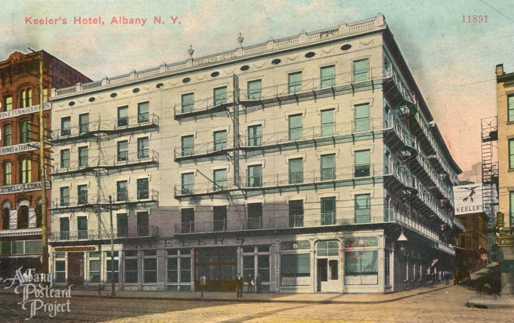 Keeler's Hotel