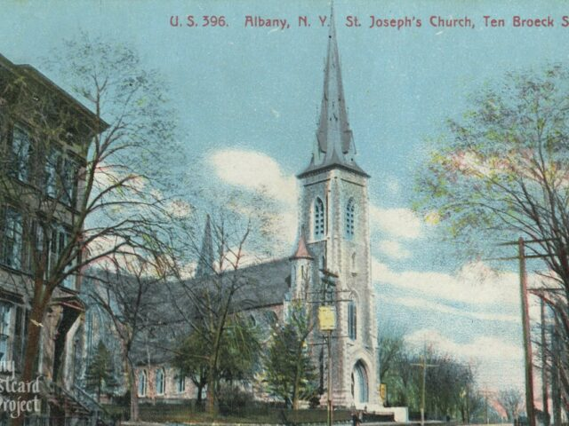 St. Joseph's Church, Ten Broeck Street
