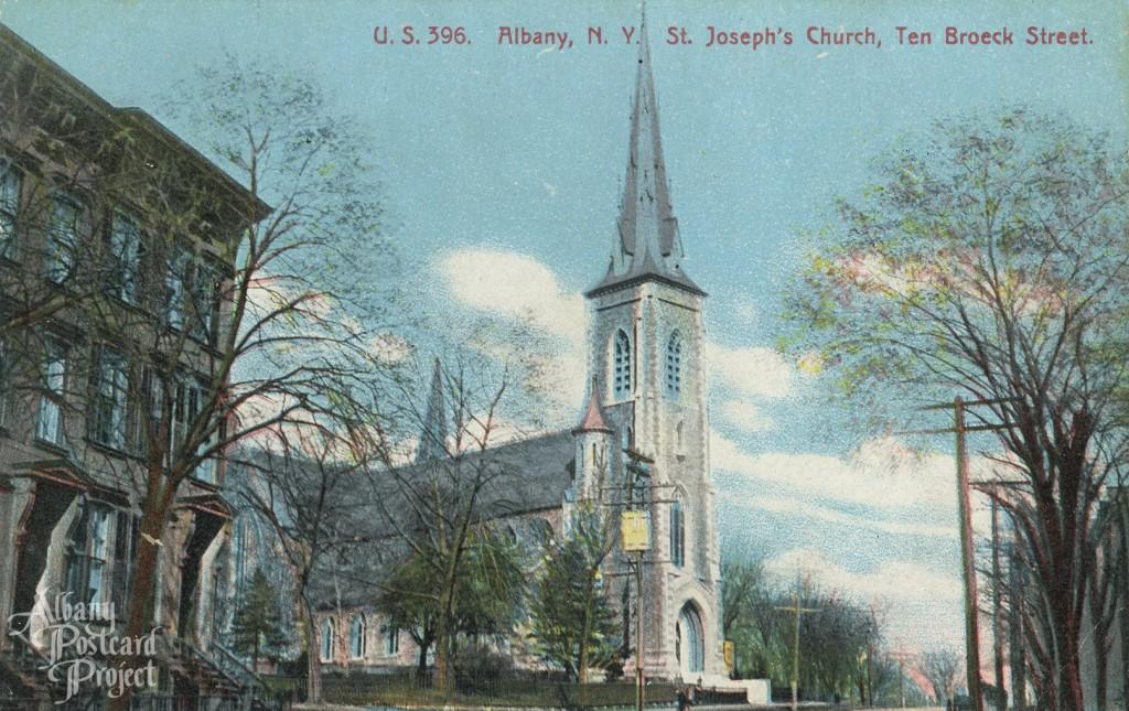 St. Josephs Church, Ten Broeck Street