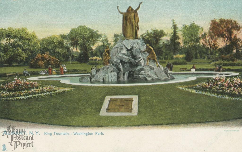 King Fountain, Washington Park 01