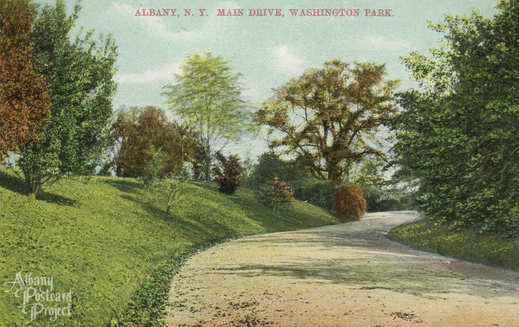 Main Drive, Washington Park