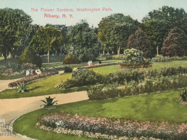 The Flower Gardens, Washington Park