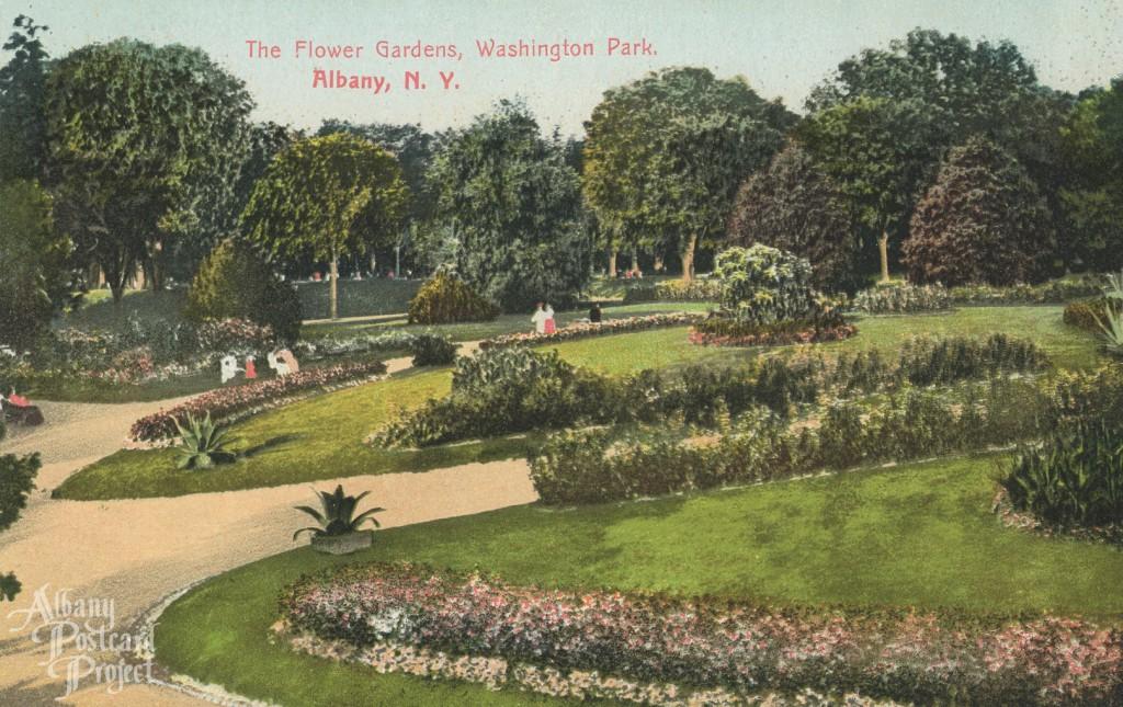 The Flower Gardens, Washington Park