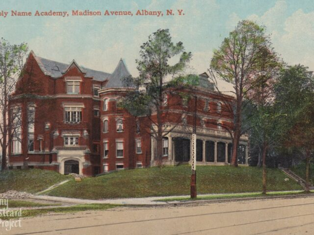 Holy Name Academy, Madison Avenue