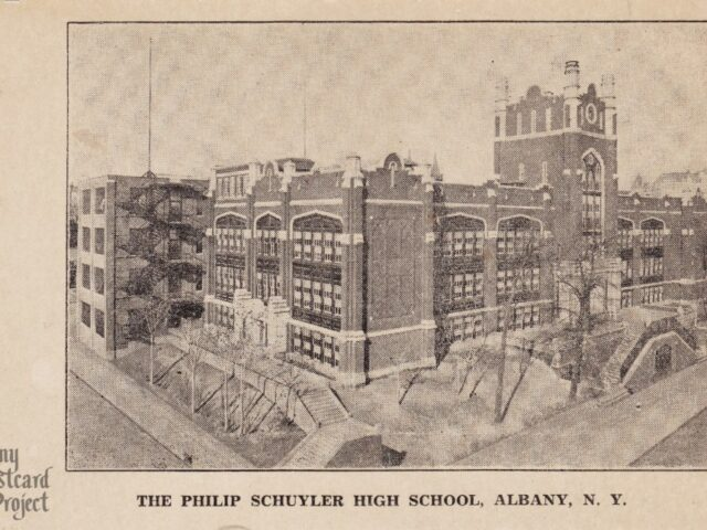 The Philip Schuyler High School