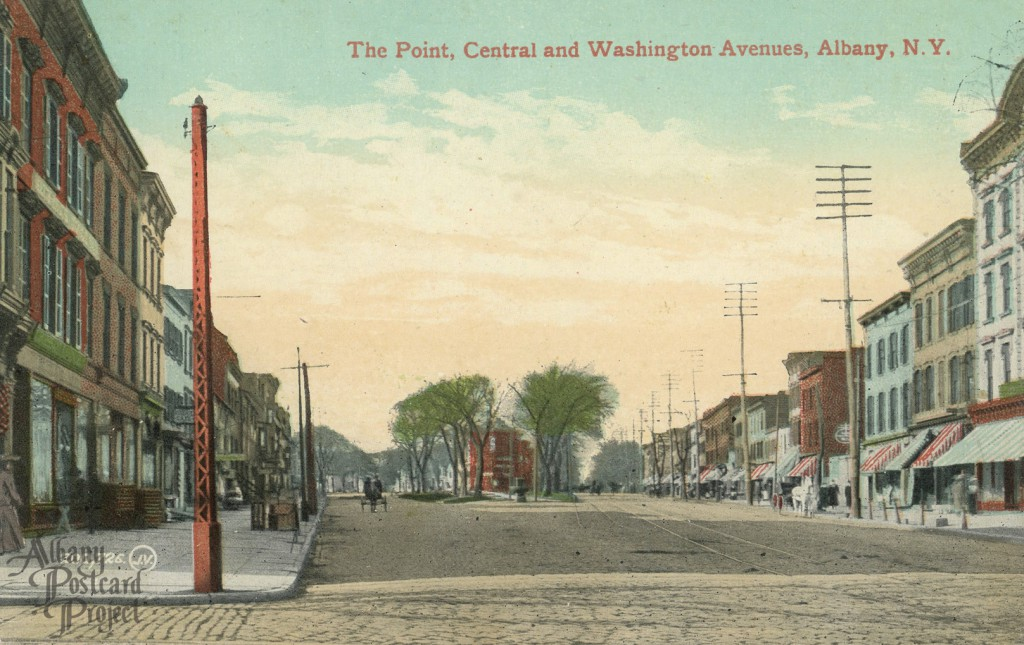 The Point, Central and Washington Avenues