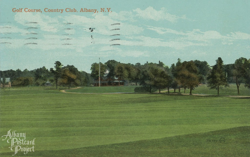 Golf Course, Country Club