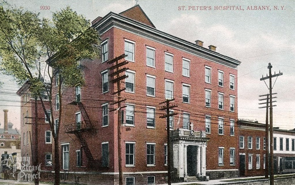 St Peters Hospital
