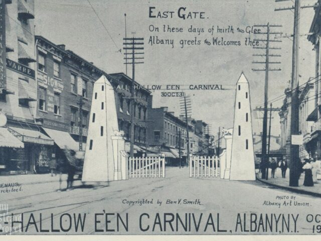 All-Hallow E'en Carnival East-Gate