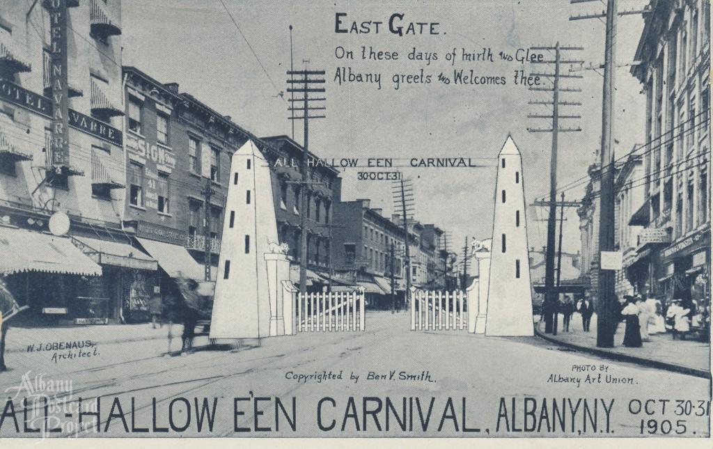 All Halloween Carnival East Gate