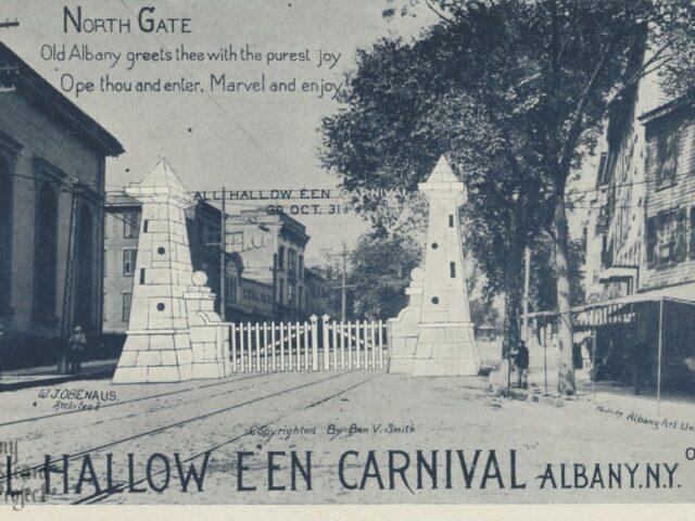 All- Hallow E'en Carnival North-Gate