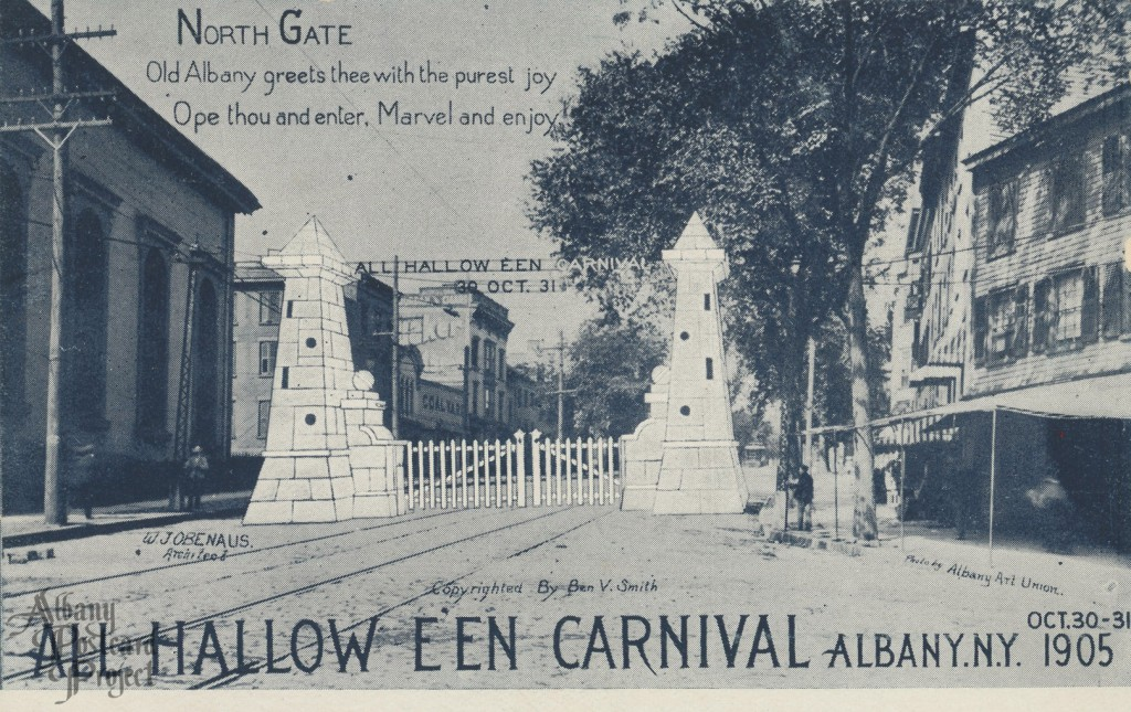 All Halloween Carnival North Gate