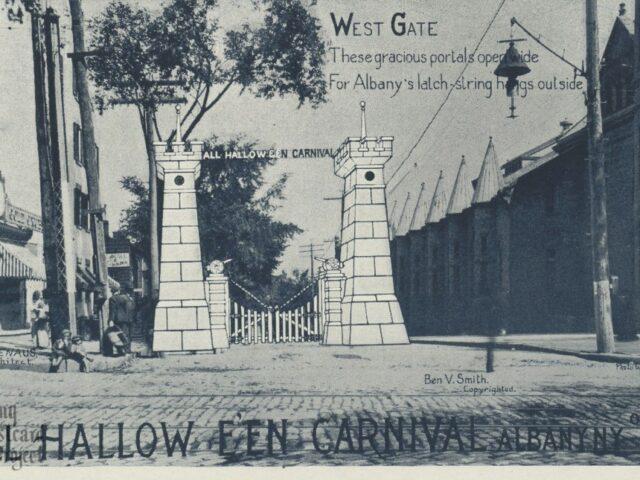 All Hallow E'en Carnival West-Gate