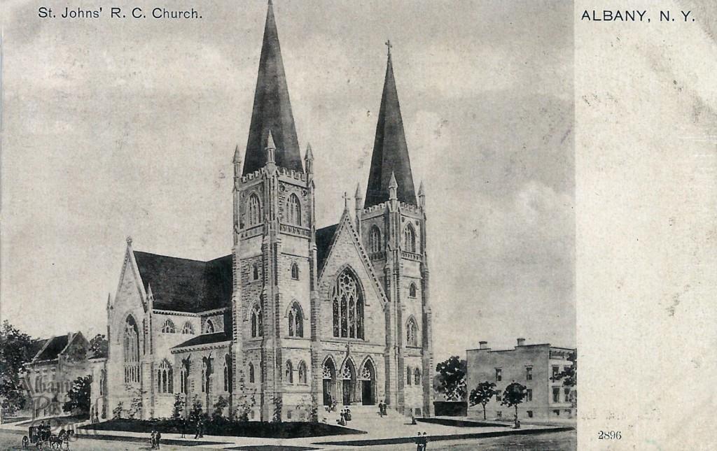 St Johns RC Church