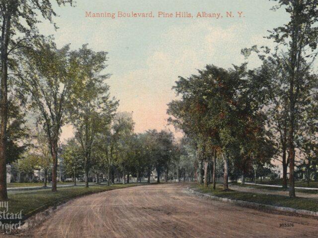 Manning Boulevard, Pine Hills