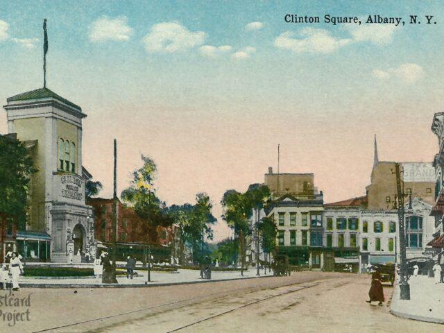 Clinton Square