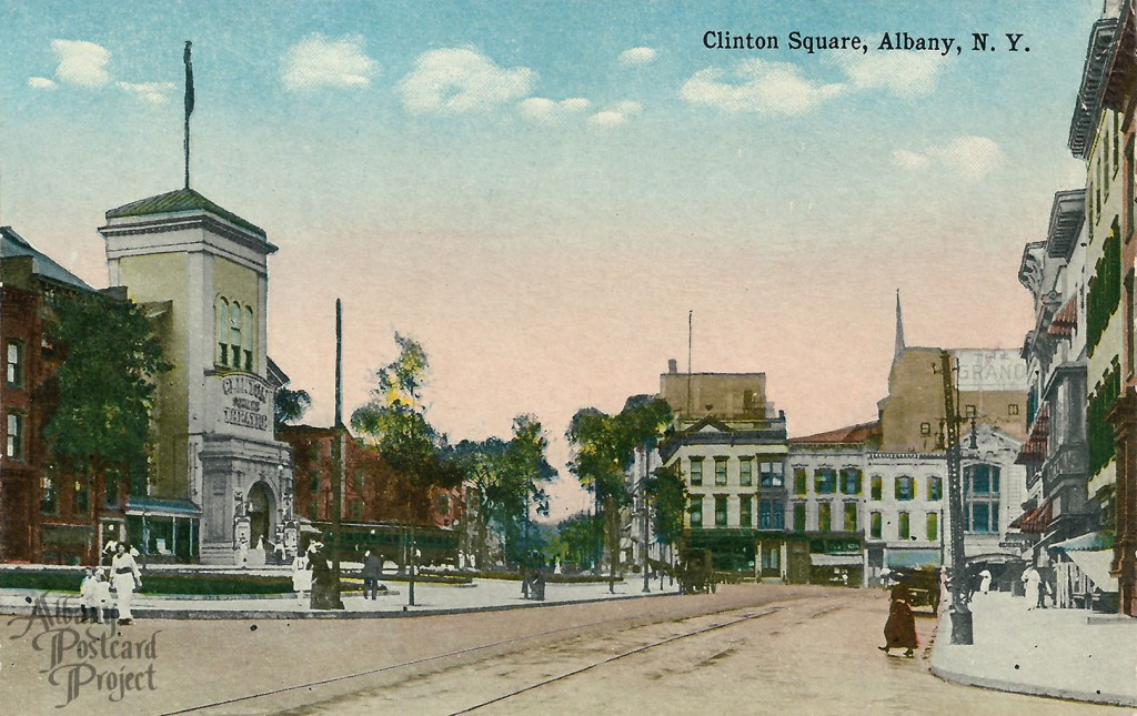Clinton Square