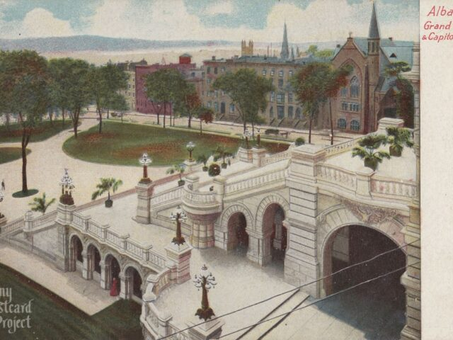 Grand Staircase & Capitol Grounds
