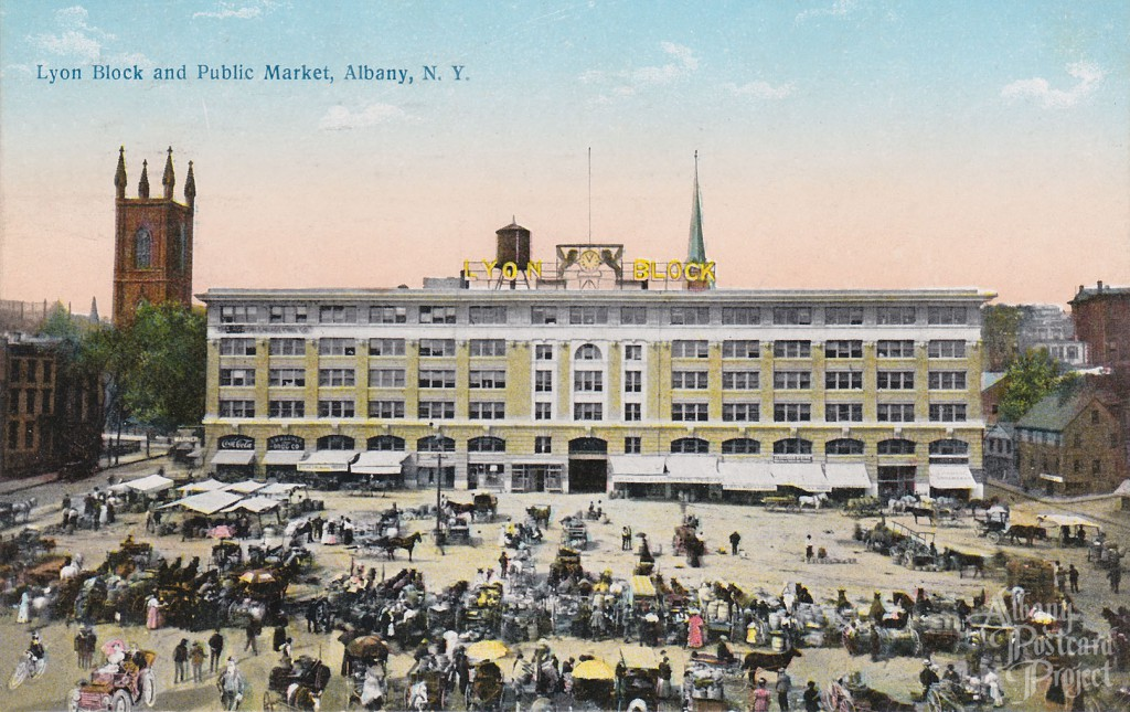 Lyon Block and Public Market