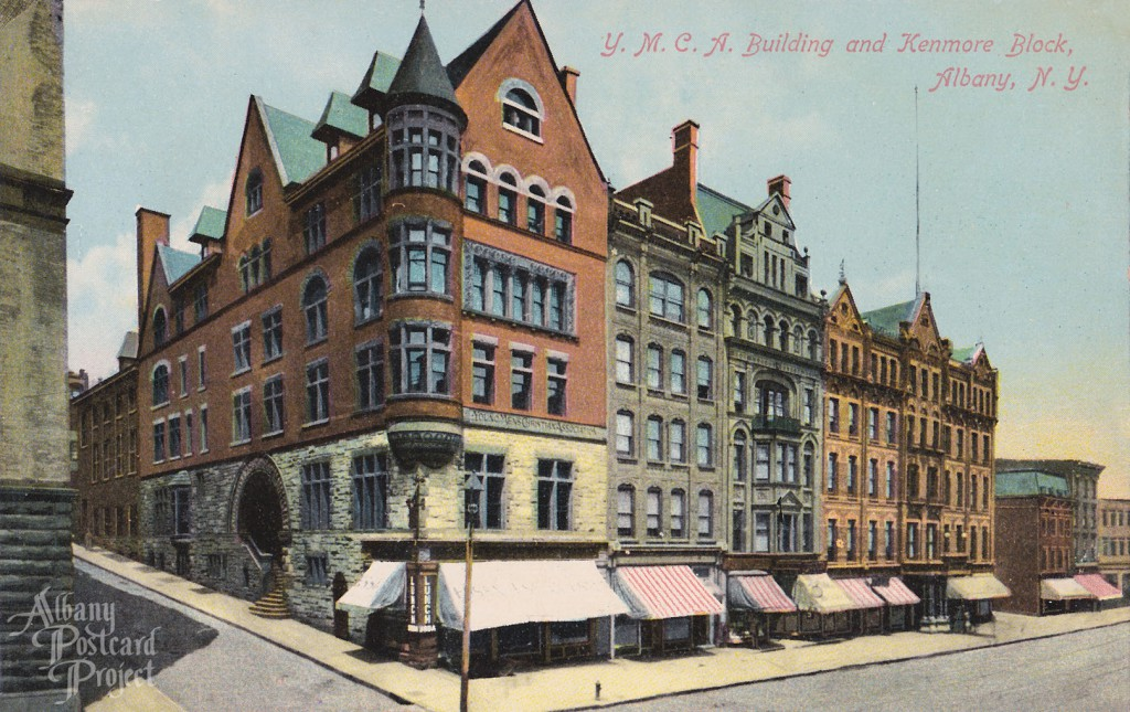 YMCA Building and Kenmore Block