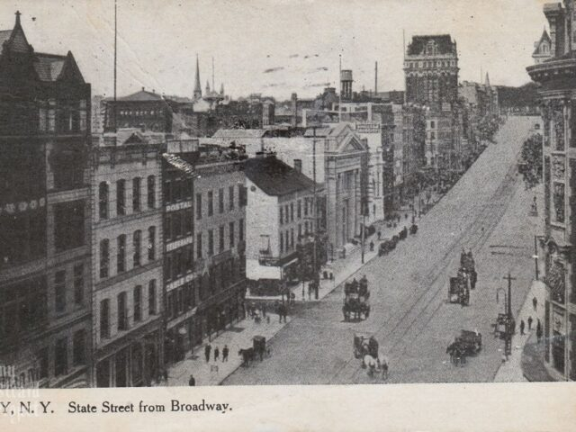 State Street from Broadway