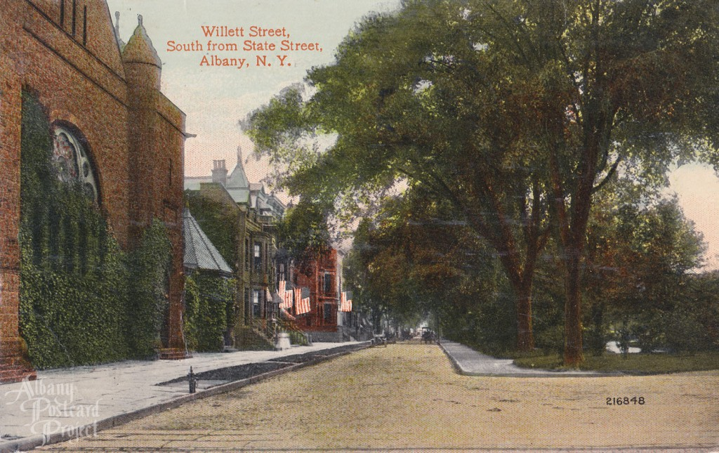Willett Street South from State Street