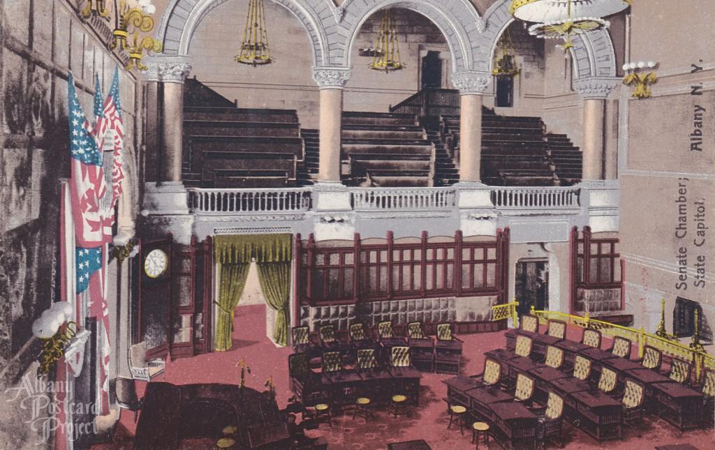 Senate Chamber; State Capitol 01