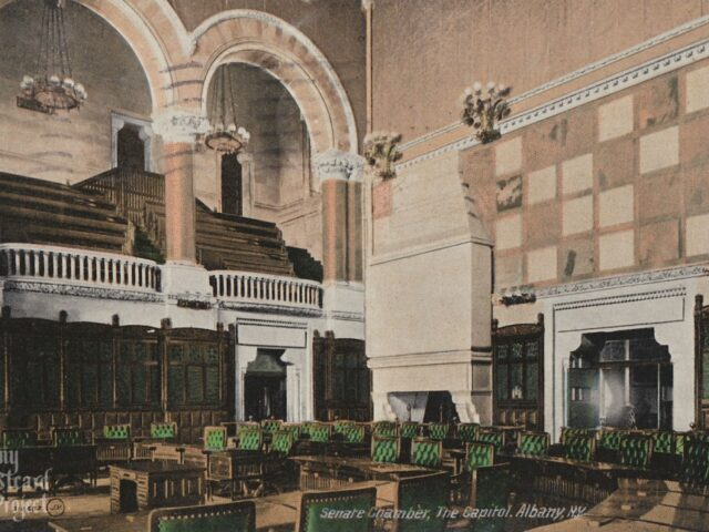 Senate Chamber, The Capitol