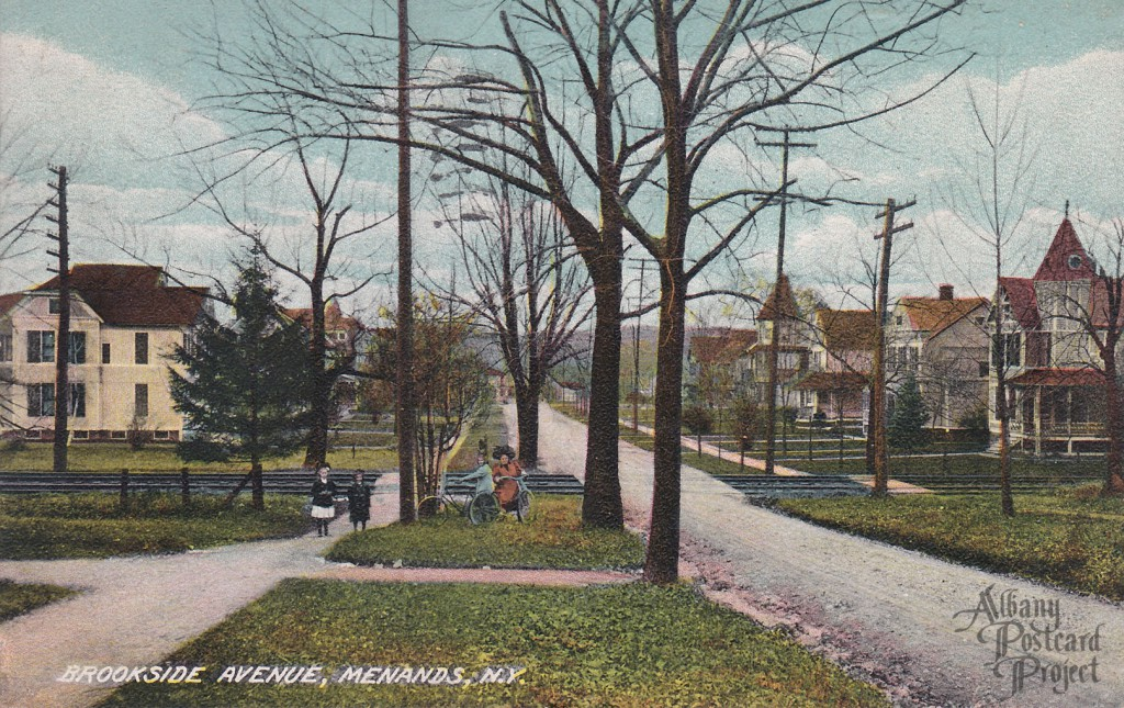 Brookside Avenue Menands