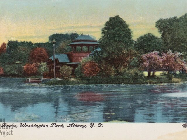 Lake House, Washington Park
