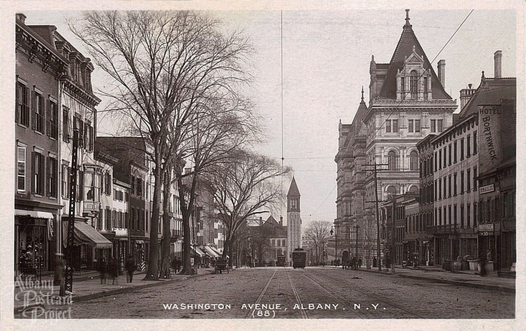 Washington Avenue