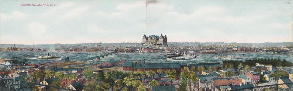 Panorama Albany