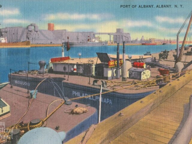 Port of Albany