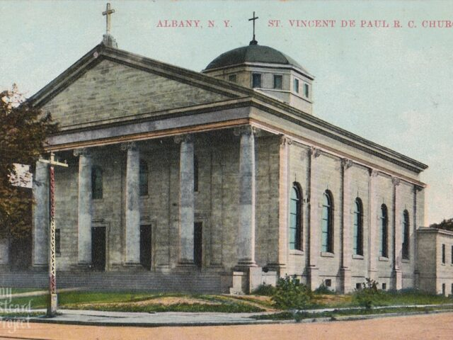 St. Vincent De Paul R. C. Church