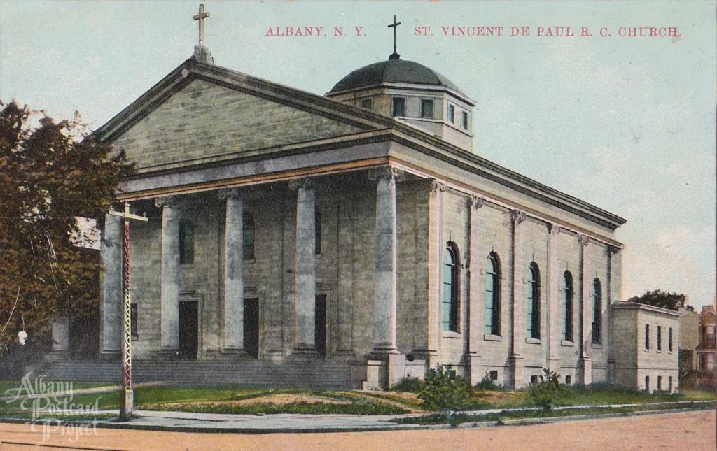 St Vincent De Paul R C Church