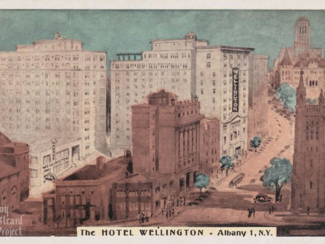 The Hotel Wellington
