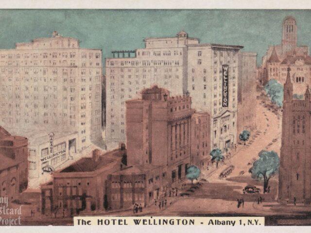 The Hotel Wellington